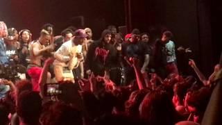 Ski Mask the Slump God feat. XXXTentacion - Take A Step Back Take 2 (Live in LA, 6/6/17)