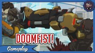 Doomfist - Novo Herói - Curta de Animação Épico