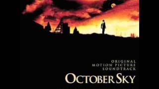 October Sky Soundtrack 17  Splitting the Sky