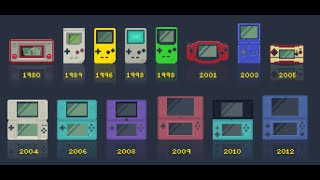 History of Nintendo Handhelds Part 2