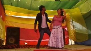 Janakpur R.K Star Dance By Durga Lal Das (New Video 2016) width=
