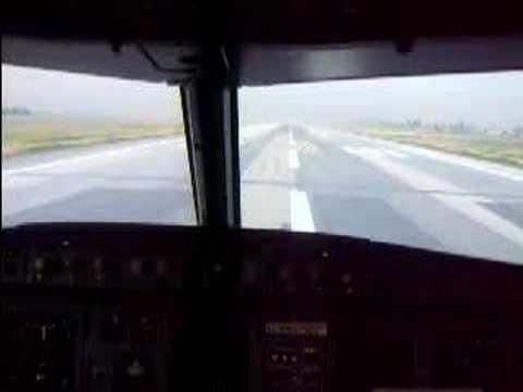 Uçak kalkış