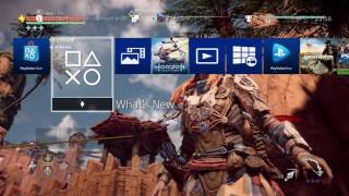 PS4 Guide - How to Create Custom Wallpapers and Set as Background on Playstation 4