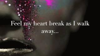 Sia- Waving Goodbye Lyric Video