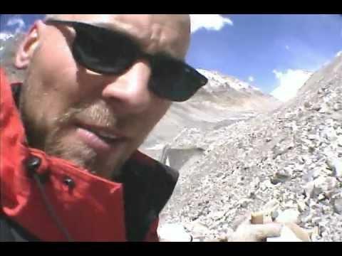6500 METERS ON MT EVEREST (WILLIAM JANS' TREKKING IN TIBET)