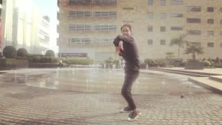 Teri jhuki nazar lyrical dance by kamal A.k.a dude