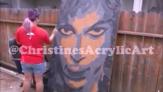 Prince at 432 Hz by Christine Stein