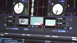 SERATO VIDEO DJ HOW TO CHANGE THE VIDEO TRANSITION width=