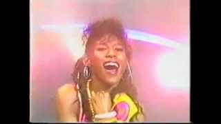 Sinitta on The Roxy 1987 TV Show with David Olton & David Baldwin