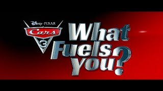 """""""What Fuels You"""" with the Cast of Cars 3"""