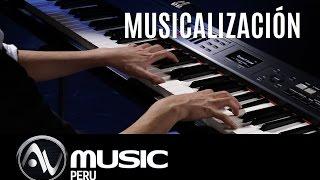 MUSICA AMBIENTAL - FONDOS MUSICALES-MUSICALIZACION -AVMUSIC PERU