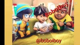 Foto-foto Boboiboy Galaxy