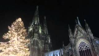 Cathedral Bells Ringing in Cologne