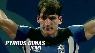 The greatest Pyrros Dimas!