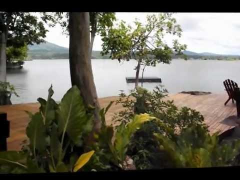 El Jicaro Island Eco-Lodge Video Tour – Nicaragua