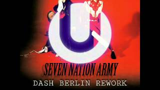 The White Stripes - Seven Nation Army (Dash Berlin Rework @ UMF 2016 Miami)