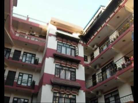 Thamel EcoResort in Kathmandu 2012