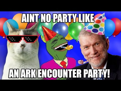 Ark Encounter Opening SUPER PARTY Extravaganza!