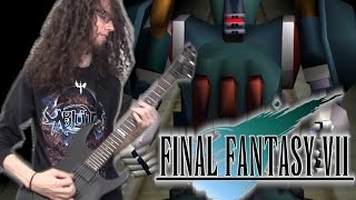 Final Fantasy VII BOSS THEME / STILL MORE FIGHTING - Metal Cover || ToxicxEternity