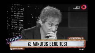 ¡2 minutos benditos: Beto con Franco de Vita!