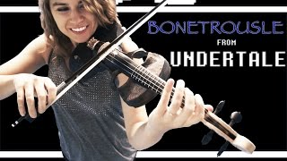 Undertale: Bonetrousle (Violin Cover) Taylor Davis