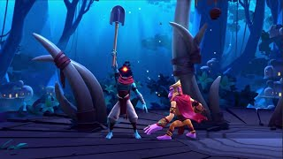 Brawlout - Yooka-Laylee & Dead Cells Character Trailer