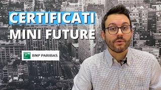 Mini Future: come coprire il portafoglio in caso di rischio