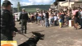 Čierne stavby - začiatok - 15.6.2012 Batizovce