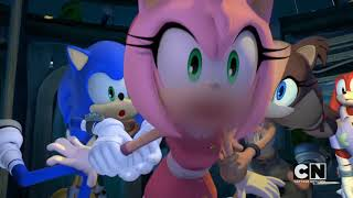 Sonic Boom's Amy: Angry Outburst (Censored)