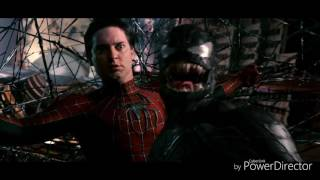 Spiderman 3 All Venom scenes
