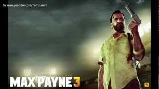 Max Payne 3 Soundtrack #3 HEALTH - TEARS (Airport and Credits Theme)