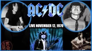 AC/DC Highway To Hell LIVE: Jaap Edenhal, Amsterdam November 12, 1979 HD