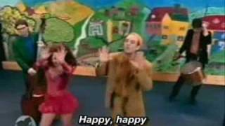 R.E.M. - Shiny Happy People (lyrics/letras)