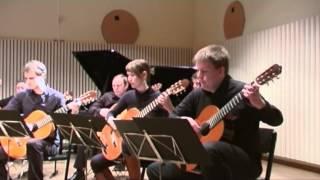 Cuerda Guitar Orchestra - Rumba - Kreidler