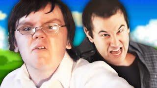Angry Video Game Nerd vs The Irate Gamer - Epic Rap Battle Parodies Season 2