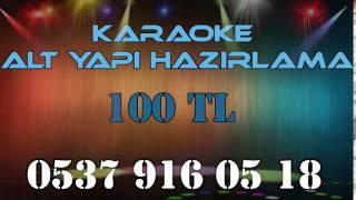 Demet Akalın -  Pırlanta (Karaoke MD Alt Yapı)