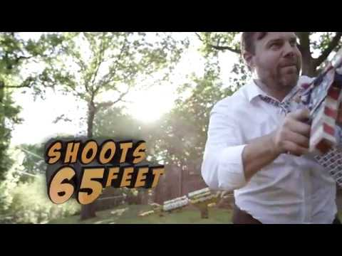 Video: Paper Shooters - Spit happens! | Pyramyd Air