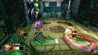 Crash Bandicoot N. Sane Trilogy DOCTOR NEO CORTEX FINAL BOSS | ENDING Crash Bandicoot 3 Warped PS4