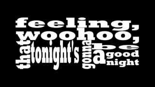 I gotta feeling - Double Faced Eels ft. Kevin cover [OFFICIAL LYRIC VIDEO]