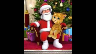 Santa regalo de navidad de Justin Bieber