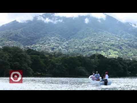 Fishing on Lake Nicaragua