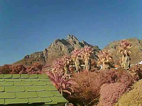 Timelapse Video – Table Mountain – 19/07/2010