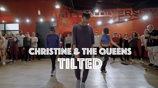 Christine and the Queens - Tilted | Hamilton Evans Choreography