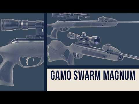 Video: Gamo Swarm Magnum Multi-Shot Air Rifle   Pyramyd Air