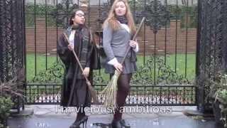 Hogwarts Homegirl (A Parody Plays Original)