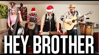 Avicii - Hey Brother (OFFICIAL Beef Seeds Cover)
