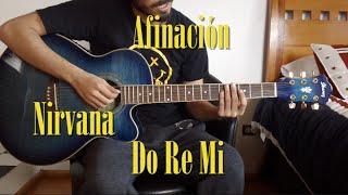 Do Re Mi - Nirvana [Afinación]
