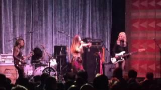 The Menstruators LIVE at Riot Grill Fest at The Regent