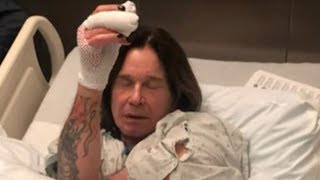 Ozzy Osbourne Hospitalized Due To Health Complications