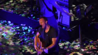 OCEANS - COLDPLAY (LIVE) @ BEACON THEATRE 5.5.14
